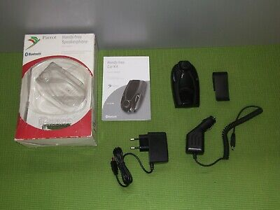 Parrot MiniKit Bluetooth Hands - Free Car Kit