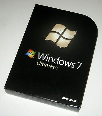 Microsoft Windows 7 Ultimate 32/64 Bit Full Version & License Key🔥10s Delivery