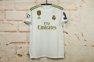 Camiseta Local Real Madrid Talla S Temporada 2019 - 2020