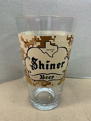 20 Panels Shiner Toast Our Troops Beer New 22 /' Bar Banner Sign  ...
