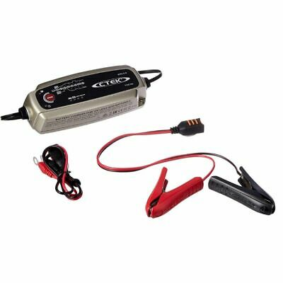 New CTEK MXS 5.0 12V 5A Battery Charger 8 Step Fully Automatic Charging Cycle