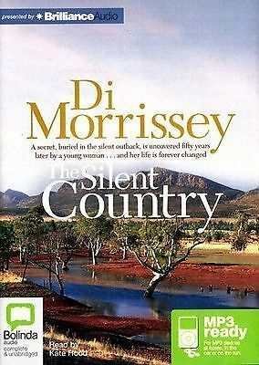 Di MORRISSEY / The SILENT COUNTRY       [ Audiobook ]