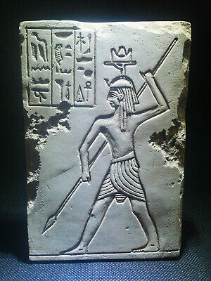 EGYPTIAN ANTIQUES ANTIQUITY Stela Stele Stelae 1549-1340 BC