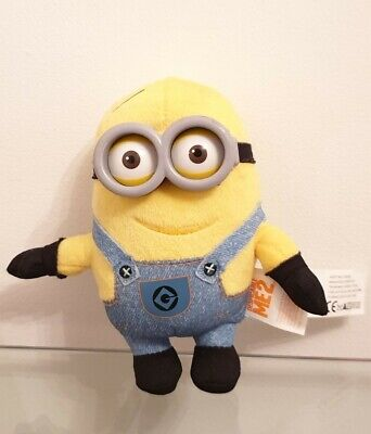 Kids Age 5+ Sew-Dress-Play! BN Dispicable Me Sew Your Own Minion Kit Soft Toy