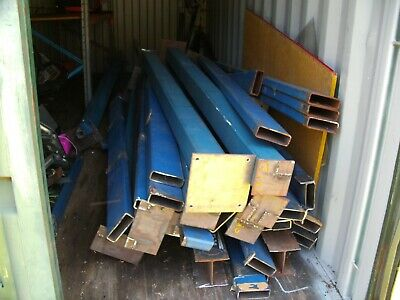 125 x 125 x 5mm SHS Structural Steel Approx 2.7m length. Straight & Strong.