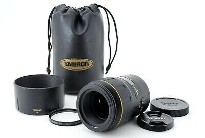 Tamron 272E SP AF 90mm f/2.8 Di MACRO for Nikon w/Hood Excellent+++ From Japan