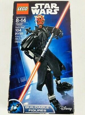 LEGO Star Wars Darth Maul 75537 104 Pieces Buildable Figures New