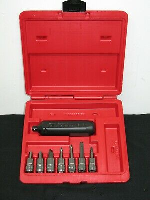 "Snap On Tools 8 Piece 3/8"" Drive Impact Driver Set"