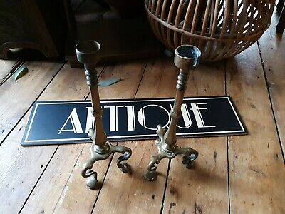 Antique Vintage Arts And Crafts Lamps Candlesticks