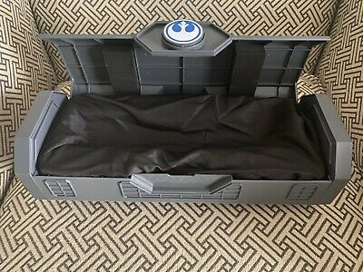 Star Wars Disney Galaxy Edge Rey Skywalker Legacy Reforged Lightsaber Case Only