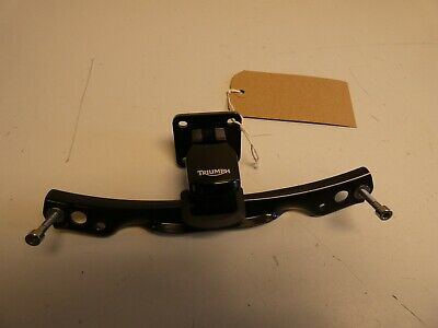 2013 Triumph Trophy 1200 Genuine Sat-nav mounting and bracket. Unmarked.