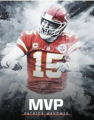 Patrick Mahomes 2020 Super Bowl MVP? 8x10 Kansas City Chiefs