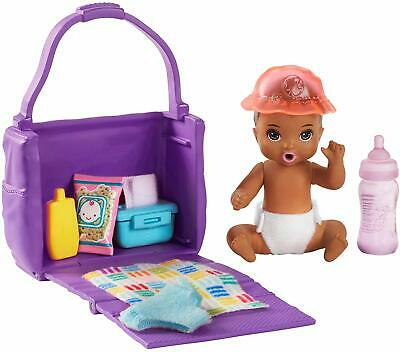 BARBIE SKIPPER BABYSITTERS INC BABY GIRL DOLL and ACCESSORIES 2019 GHV86