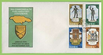Jamaica 1978 24th Commonwealth Parliamentary Conference First Day Cover