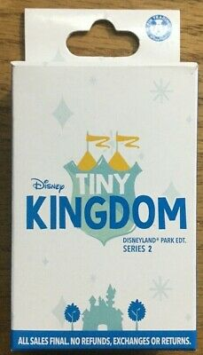 Disney Pin Tiny Kingdom Series 2 Disneyland Icons - You Choose from 24 Pins