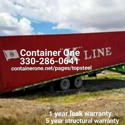 20 And 40 Steel Conex / Storage / Shipping Containers In Norfolk VA