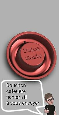 bouchon caftière dolce gusto krups MELODY 2
