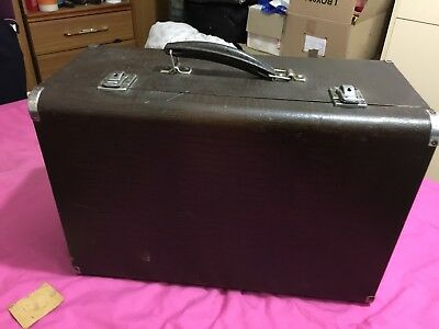 Vintage Singer 99K 1953 Sewing Machine In Carry Case