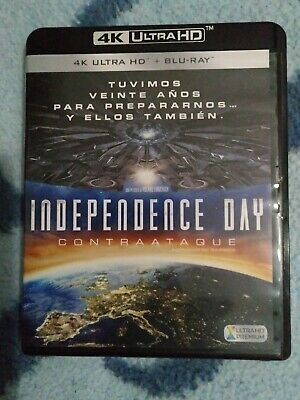 Independence Day Contraataque (Solo Disco Blu-Ray)
