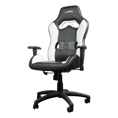 Speedlink Looter Gaming Optimised Chair With 360 Degree Swivel Black/White