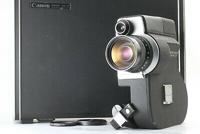 [EXC+5] Canon Zoom DS-8 8mm Movie Camera in Trunk Hard Case from Japan