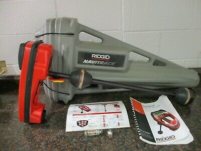 Ridgid Navitrack II Pipe Cable Locator For Seesnake Sewer Camera W/ Sonde