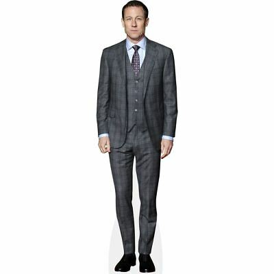 Paolo Nutini Checked Suit Life Size Cutout