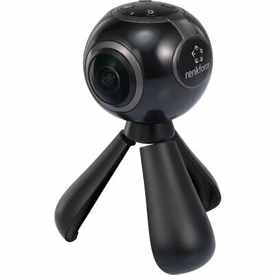 Renkforce VRCAM-580HD Action camera 360°, Panorama