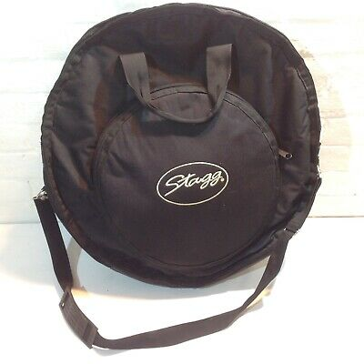 """Stagg 22"""" Padded Cymbal Bag - Internal Dividers"""