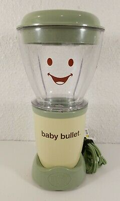 Magic Baby Bullet Motor Base, Pitcher, Blade Works Great