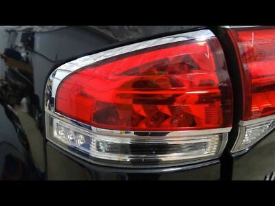 Driver Left Tail Light Quarter Mounted Fits 11-15 MKX 802005