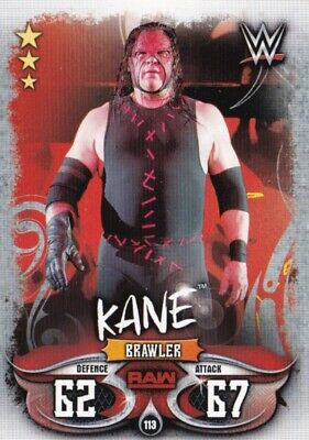 "Topps Slam Attax Univers /""Kane/"" #80 trading card"