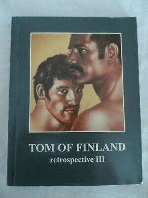 Tom Of Finland Retrospective Iii Livre Broche Ttb 1997 By Volker Morlock