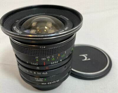 Olympus Spiratone 18mm f3.5 Ultra- wide-angle lens for OM1 OM2 etc