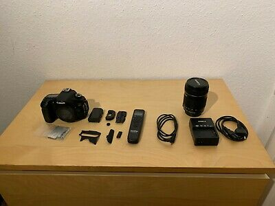 As-Is Canon EOS 60D 18.0MP Digital SLR Camera Body 4460B003 - Pop-Up Flash Issue