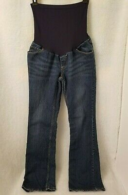 Motherhood Maternity Womens Blue Jeans Pants Size M