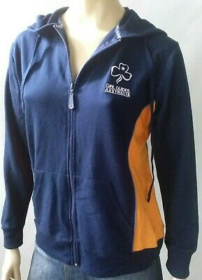 GIRL GUIDES AUSTRALIA girls size 18 jumper hoodie