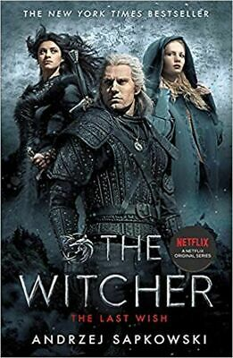 THE WITCHER: THE LAST WISH by ANDRZEJ SAPKOWSKI (ENGLISH) - BOOK
