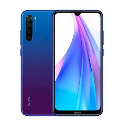 "XIAOMI REDMI NOTE 8T DUAL SIM 64GB ROM 4 GB RAM STARSCAPE BLUE Display 6.3"" Full"