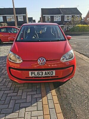 2014 Volkswagen UP **34k Full Main Dealer History**   *Spares or Repairs*