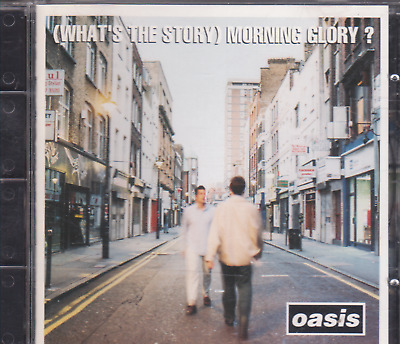 Oasis - what's the story - morning glory  [Cd]