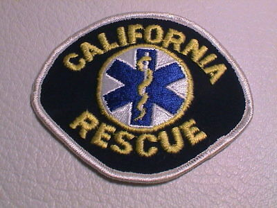 Broomfield Emergency Ambulance Life Support Paramedic EMS Fire Patch Colorado CO