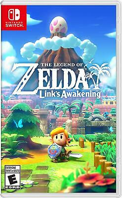 The Legend of Zelda: Links Awakening (FREE SHIPPING)
