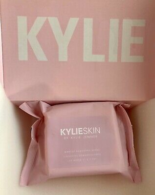 Brand New Kylie Skin Makeup Removing Wipes 30 Wipes
