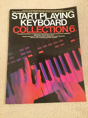 Start Playing Keyboard Collection 6