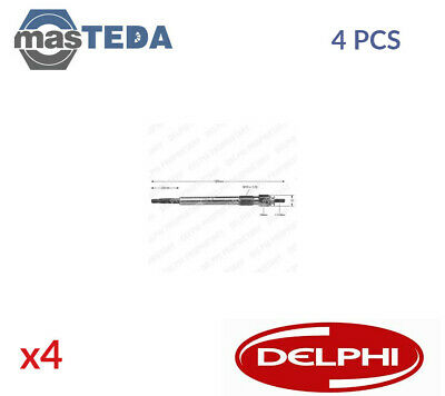DELPHI Glow Plug HDS303  Replaces ETC8847,075 95 77,075 95 77,O75 95 77