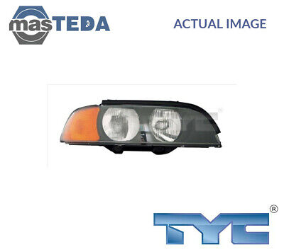 Tyc Left Headlight Headlamp 20-0380-05-2 G New Oe Replacement