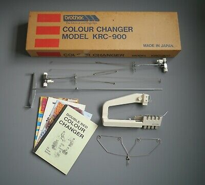 Brother KRC 900 double bed COLOUR CHANGER (knitting machine accessories)