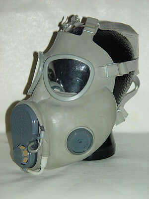 Nva Cz Protection Mask M10M with Bag Klarsichtgläser Filter Trinkadapter Size 2