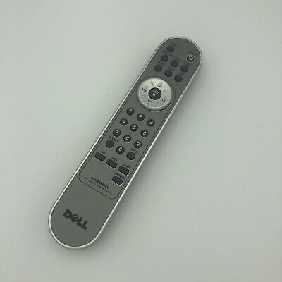 Used Dell TV Remote Control         Model  #  RM-36DS01    P//N 313819870531